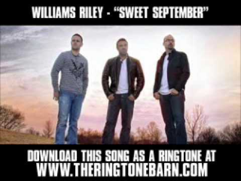 "WILLIAMS RILEY ""SWEET SEPTEMBER"" [ New Video + Lyrics + Download ]"