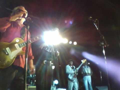Pinetop Perkins, Hubert Sumlin, Robby Krieger @ Galaxy II