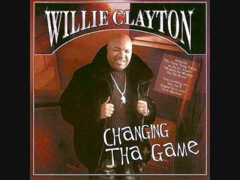 Willie Clayton - So In Love