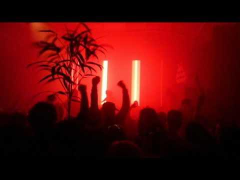 Gaslamp Killer @ X-Ray - Lowlands Festival 2009