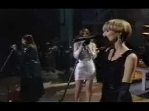 Wilson Phillips - Impulsive (Live on MTV)