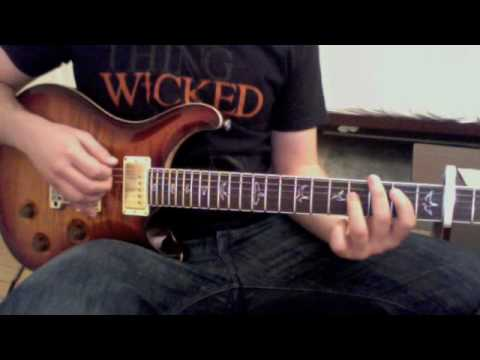 Opeth - Windowpane (Guitar Cover - Complete)