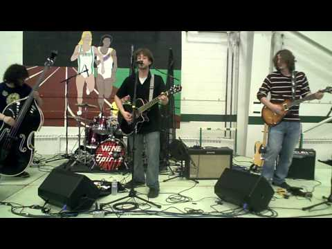 Wine and Spirit - Ballroom Blitz Cover live at WSRUFest April 19, 2011