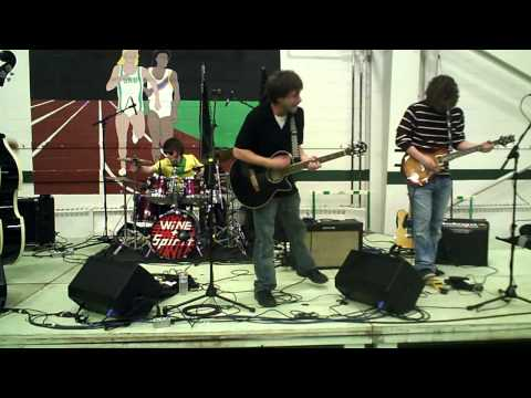 Wine and Spirit - Pinball Wizard Cover live at WSRUFest April 19, 2011
