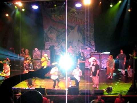 Bowl For Two (Live Super Jam @ House of Blues Orlando) - The Expendables w/ Several Guests