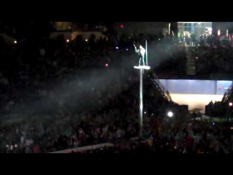 "Newsboys - ""Jesus Freak"" - Winter Jam 2010"