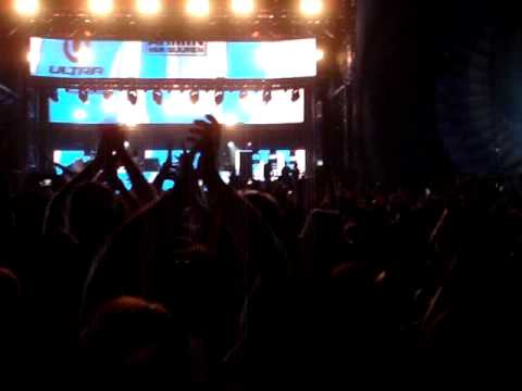 Armin Van Buuren @ Ultra Music Festival 2009 / 11