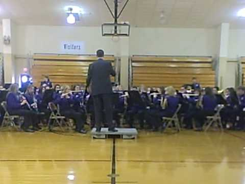 SCOTTSBURG HIGH SCHOOL BAND