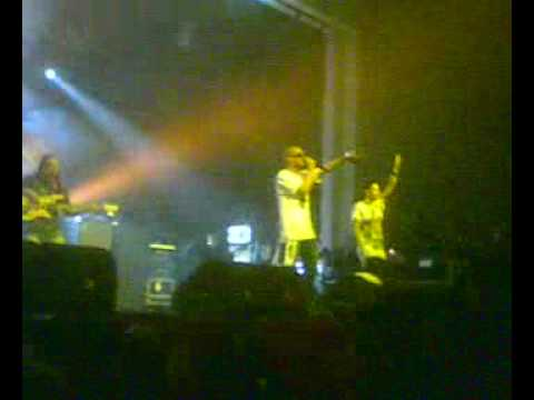 Collie Buddz - Come Around - Live @ Portugal