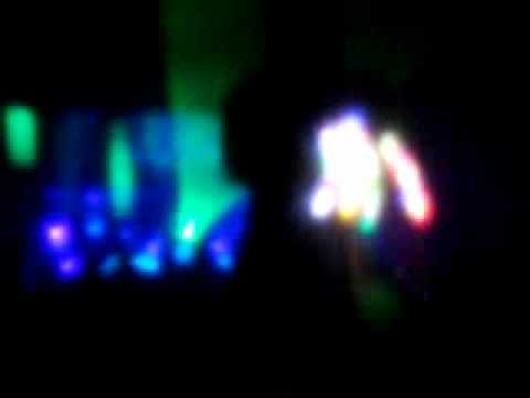 Kronjohn Lighshow@Winter Warp Drive VI.wmv