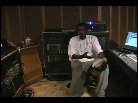 "Making of ""Through The Wire"""