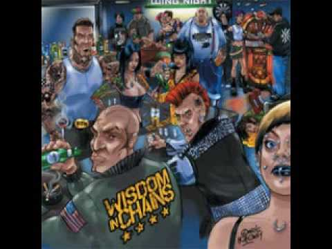Wisdom in Chains - Never Again