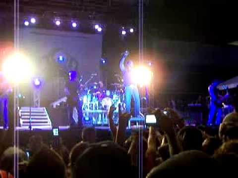 Sevendust - Hero - Earthday Birthday 14 - Orlando, FL