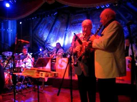 Hugo Strasser und Hans Wolf, Cha Cha, Blue Spanish Eyes, Funkball 19 02 2007