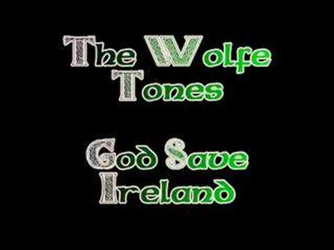 The Wolfe Tones - God Save Ireland