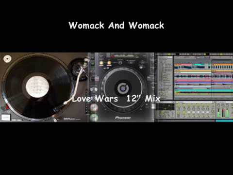 Womack And Womack - Love Wars