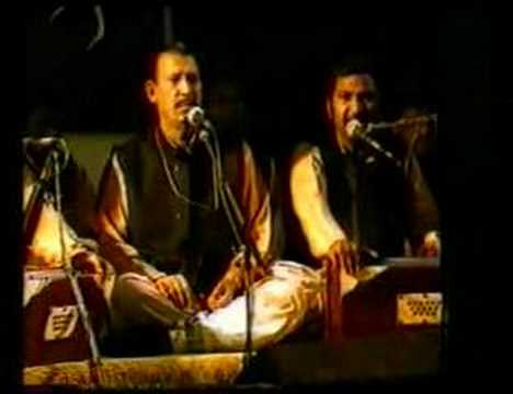 Nusrat Fateh Ali Khan - WOMAD - Nit Khair Manga part 1/3