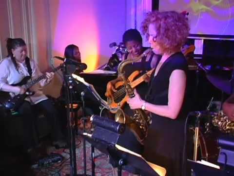 Kit McClure Band live at Langston Hughes House, NYC - Jump Children2