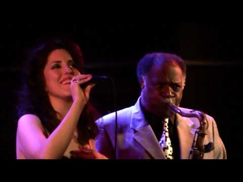 Pamela Luss with Houston Person Live at Dizzy`s Club- Jazz at Lincoln Center