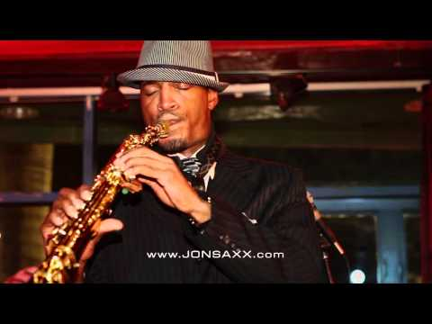 JON SAXX & ENDLESS POSSIBILITIES - JUST SMOOTH JAZZ