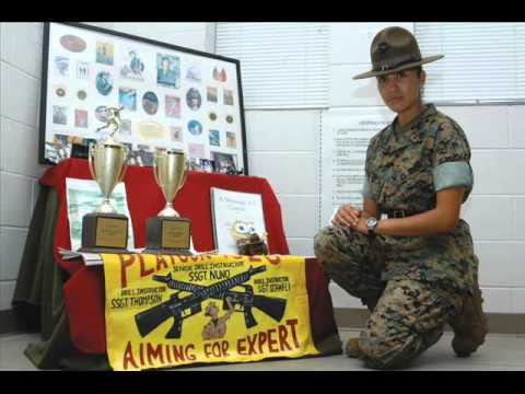 2011 New (Official Video) My Life-Woman Marines-Lioness Program