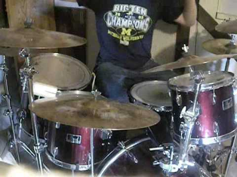 LED ZEPPELIN- Rock & Roll End Drum Solo