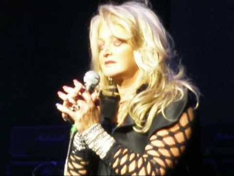 Bonnie Tyler - Total Eclipse Of The Heart Live