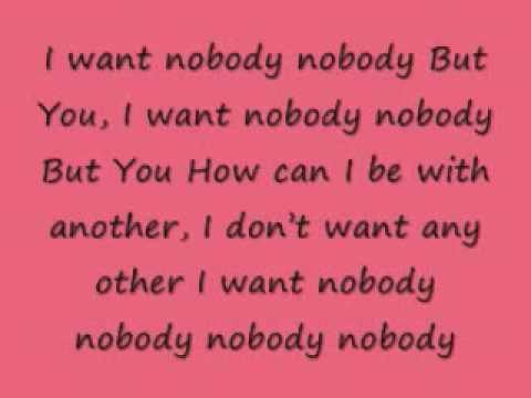 Wonder Girls - Nobody (lyrics)