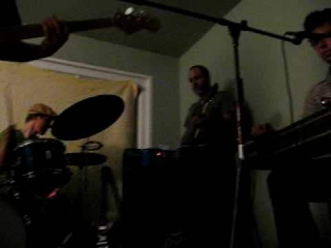 Bad Dad / Wooden Wand - Rabbit - Live at William Tyler`s last house show / party