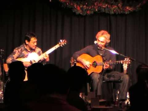 """Mississippi Blues"" by Woody Mann & Tokio Uchida"