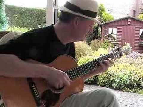 Rev Gary Davis Medley - Acoustic Guitar Instrumental
