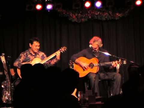 """Rev. Gary Davis Ragtime Medley"" by Woody Mann & Tokio Uchida"