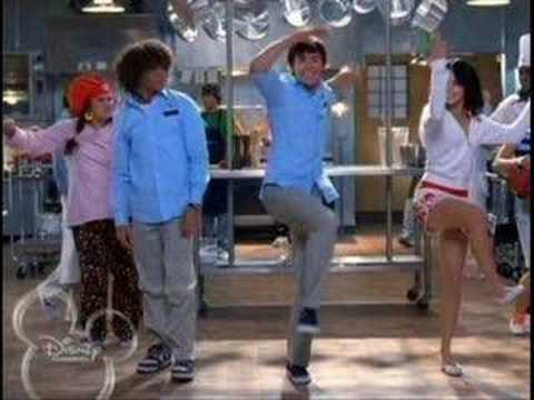 Work This Out-High School Musical 2 Pics only