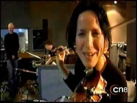 (???? )Welcome back Andrea! ? Tinseltown in the Rain ? - Cutest moment of Andrea Corr