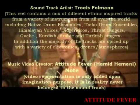 Ethnic music voices mix reel video Troels Folmann Attitude Fever