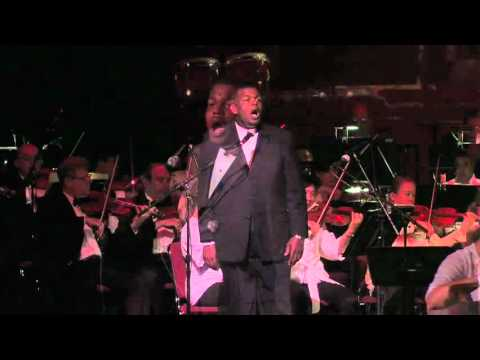 """Maria"" From West Side Story- Klezmer Company Orchestra, Aaron Kula Conductor, Daniel Cochran tenor"