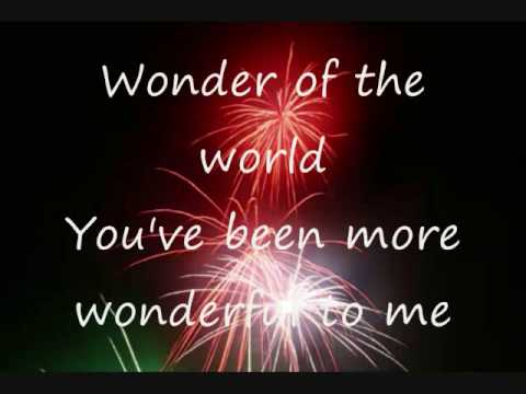Wonder of the World - Rush of Fools (with lyrics)