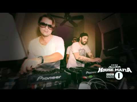 Swedish House Mafia Minimix @ BBC Radio 1 Annie Mac 08-27-2010 [HQ]