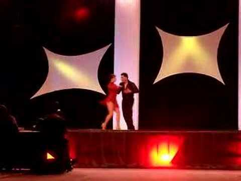 3rd World Salsa Championship-on1 division-semifinal