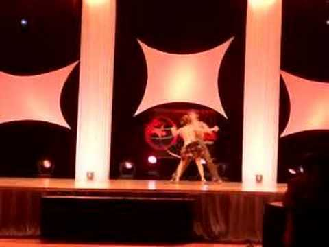 World Salsa Championship-SEMI FINAL-Carlos and Karin