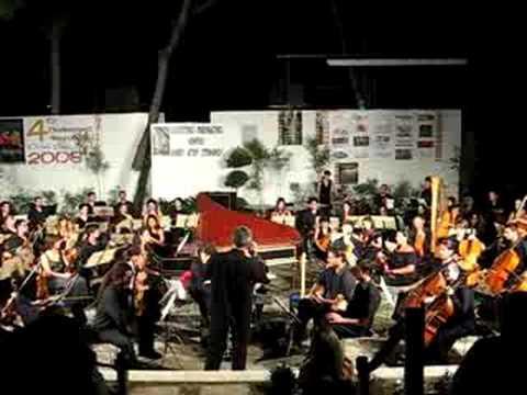 ???? - Athens Youth Symphony Orchestra - Manos Hadjidakis
