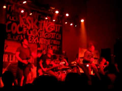 Our Last Night - The Devil Inside You Live Ft Worth 5-15-10
