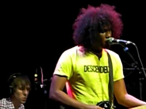 """The Black Kids, """"My Christian Name"""" - Indie 103.1 `Wreck The Halls` Xmas Show 12/10/08"""