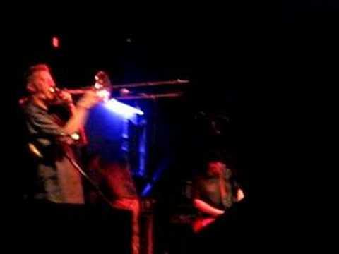Darkbuster - DJ - @ Roxy 12/21/07