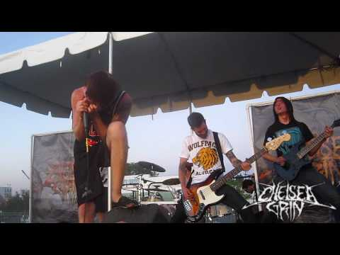 Sonnet of The Wretched by Chelsea Grin Live [HD]
