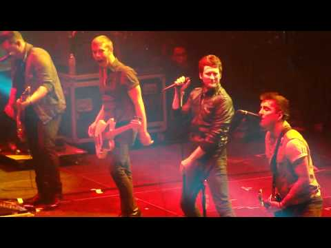 "Anberlin - ""Impossible"" (Live in San Diego 12-12-10)"