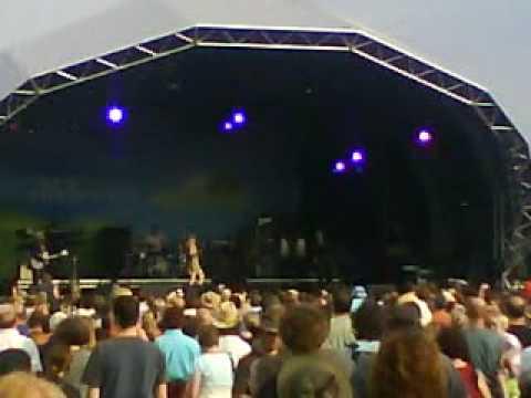 Duffy - Wychwood Festival 2008