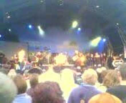 The Imagined Village at Wychwood 08-Cold Rainy Haily Night