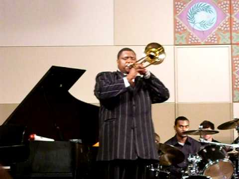 "Wycliffe Gordon ""Amazing Grace"""