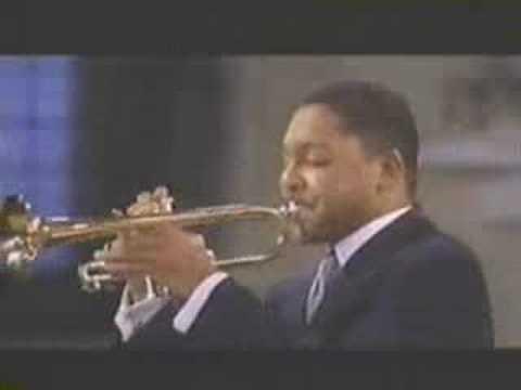 Wynton Marsalis Haydn Trumpet Concerto part 2